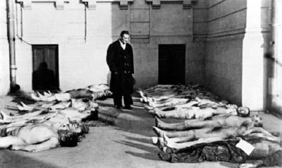 Жертвы Бухарестского погрома январь 1941.