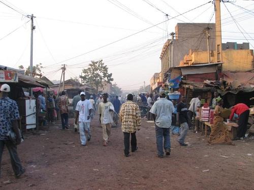 Центр Бамако