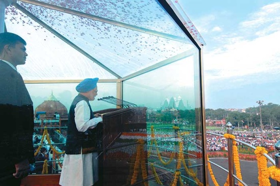 Упражняясь в банальности: Манмохан Сингх обращается к нации