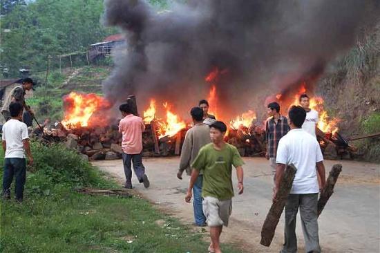 Манипур в огне. Ещё одно лицо сопротивления