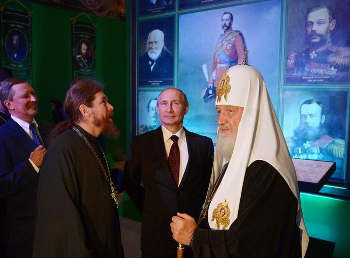патриарх - президент