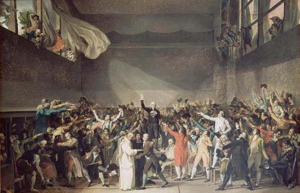 Картинки по запросу демократия в живописи