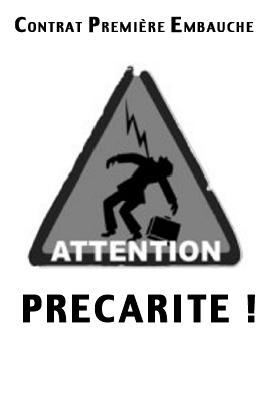 CPE Attention Precarite!