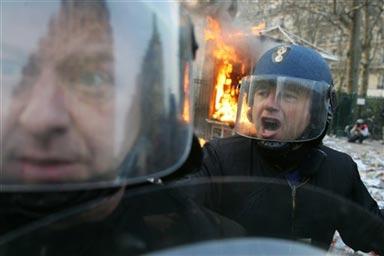 «Полиция – везде, справедливость – нигде!»