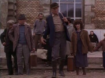 кадр из фильма «Гражданин Икс»
